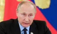 Reuters : российские бизнесмены стали избегать Путина, опасаясь санкций США