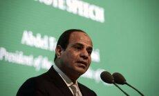 Sisi 'Islāma valsts' atbildību par lidmašīnas notriekšanu dēvē par propagandu