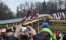 Eiropas kausa sacensībās Siguldā startēs 20 valstu pārstāvji; Latvijas bobsleja komandā - debitants
