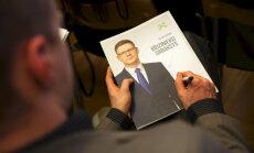 Varas partijām saziedots vairāk nekā pusmiljons eiro; aktīvākie ziedotāji – uzņēmēji