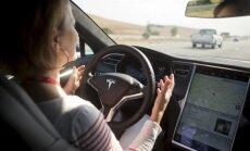 ВИДЕО: Как автопилот управляет автомобилем Tesla в реальном времени