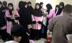 19 Krievijas pilsones Irākā notiesā uz mūžu par pievienošanos 'Daesh'