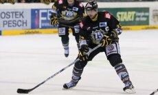 Vasiļjeva vārti neglābj 'Pinguine' no izstāšanās Čempionu līgas turnīrā