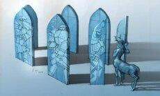 Jelgavā norisināsies ledus skulptūru festivāls 'Ledus pasaka'