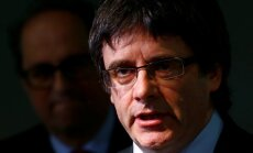 Spānija atsauc Pudždemona un citu līderu aizturēšanas orderus