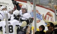 Ramo, Dalmens un Malkins atzīti par KHL nedēļas labākajiem spēlētājiem