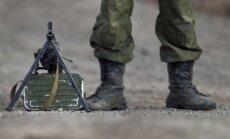 Krievijas karavīri ienākuši Ukrainas teritorijā, paziņo drošības padome