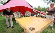 Foto: Kamermūzika, aktivitātes un svaigs gaiss festivāla 'Sansusī' otrajā dienā