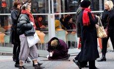 Rumānija mudina Zviedriju aizliegt ubagošanu