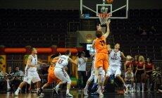 Latvijas vīriešu basketbola valstsvienība Nīderlandē turpina EČ kvalifikācijas izšķirošo posmu