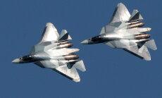Indiešu pacietība izsmelta – pārtrauc sadarbību ar Krieviju piektās paaudzes iznīcinātāja izstrādē