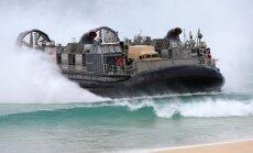 Spānijā turpmāk pastāvīgi atradīsies 3500 ASV jūras kājnieki