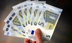 Kopbudžeta pārpalikums septiņos mēnešos sasniedz 207,6 miljonus eiro
