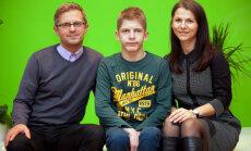 14 gadus vecā Linarda vecāki lūdz palīdzību sarūpēt bērnam iespēju staigāt