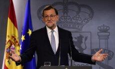 Spānijas karalis aicina Rahoju veidot jauno valdību