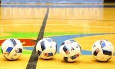 Latvija piesakās rīkot pirmo Eiropas U-19 telpu futbola čempionātu