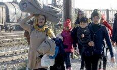 ASV Kongresa apakšpalāta nobalso par bēgļu programmas apturēšanu