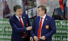Neskaidrības ap Znaroku un Vītoliņu: kas vadīs Krievijas hokeja izlasi PČ?