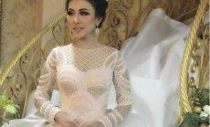 Internetu sajūsmina visu laiku skaistākā kāzu kleita