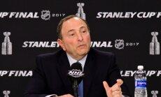 Беттмэн подтвердил неучастие НХЛ в ОИ-2018 и не стал ввязываться в дискуссию по Овечкину