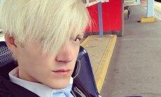 Bumbiera līgavainis kļuvis par blondu skaistuli