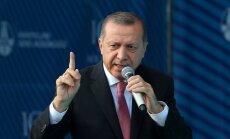 """Эрдоган заявил о расширении операции """"Щит Евфрата"""" в Сирии"""