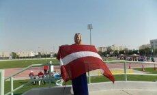 Darīt, nevis čīkstēt! Zane Skujiņa – visjaunākā paralimpiskās delegācijas vadītāja pasaulē