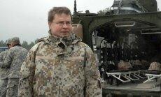 Dombrovskis: CVK lēmums par 'nepilsoņu referendumu' mazinās spriedzi sabiedrībā