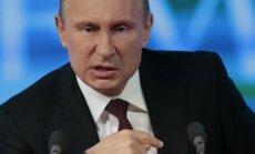 Putins paziņo, ka apskauž Obamu par iespēju nesodīti spiegot