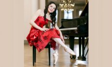 Svētdien notiks Diānas Zandbergas klavierspēles un dejas uzvedums