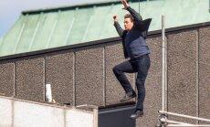 Toms Krūzs filmēšanas laukumā guvis nopietnu traumu