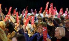 Par biedrības 'Progresīvie' partijas dibināšanu nobalsojuši 220 biedri