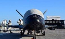 Секретный американский космолет вернулся на Землю после двухлетней миссии