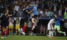 Сборная Хорватии победила англичан и впервые вышла в финал ЧМ по футболу