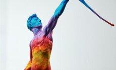 Rīgas mākslas telpā notiks Ausmas Cimdiņas un Nila Saksa diskusija