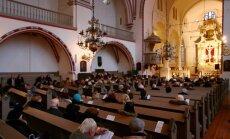 Lielajā Piektdienā Sv.Jāņa baznīcā skanēs Mocarta Rekviēms