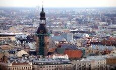 За пять лет территория агломерации Риги расширилась на 229 квадратных километров