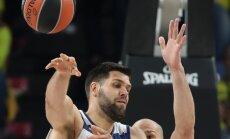 'Real' basketbolisti panāk izlīdzinājumu Eirolīgas sērijā pret 'Panathinaikos'
