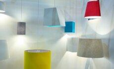 Baltijas dizaina šedevri vienviet – ko piedāvā izstāde 'Design Isle 2016'