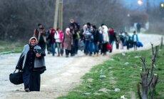 Паэт: движущиеся через Россию беженцы могут направиться в Эстонию и Латвию