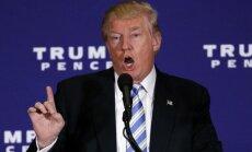 Tramps: valdības amatiem virzītie kandidāti var brīvi paust savu viedokli