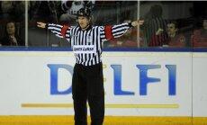 Odiņš trešo reizi atzīts par KHL sezonas labāko tiesnesi