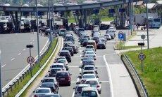 Slovēnija draud bloķēt Horvātijas uzņemšanu Šengenas zonā