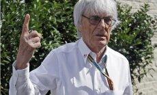 Eklstouns: pēc 'Marussia' un 'Caterham' neviens neskums