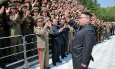 Ziemeļkorejas hakeri tiek vainoti karakuģa plānu nozagšanā