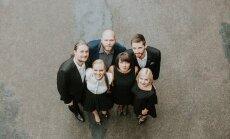 Festivālu 'Via Baltica' atklās igauņu vokālā grupa 'Estonian Voices'