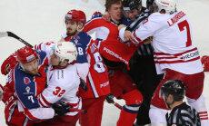 CSKA - Yokerit, Kulda vs Telegin