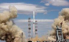 Krievija palaidusi kosmosā raķeti 'Proton-M' ar satelītu