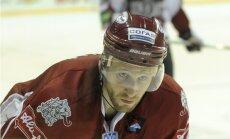 Rīgas 'Dinamo' lauž līgumu ar Reķi