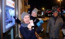 """Уходящий министр объяснил, почему Латвия не получила """"бонусов"""" от введения евро"""